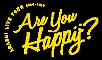 嵐 LIVE TOUR 2016-2017 「Are You Happy?」