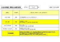 1425HP用【バス北】【路線ごと】運行状況報告